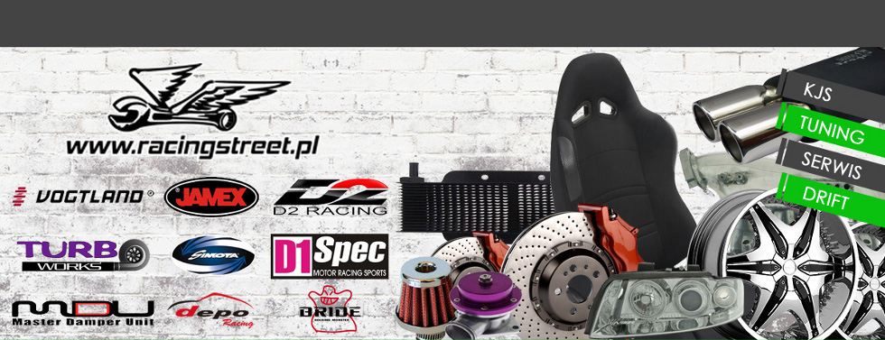Racingstreet.pl - SHOP