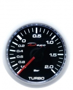 ZEGAR DEPO CSM 52mm TURBO BOOST -1 do 2 BAR
