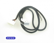 Kabel do zmieniarki cyfrowej emulatora MP3 USB SD VW AUDI 12PIN