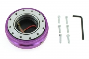 Naba Quick Release Flat Purple