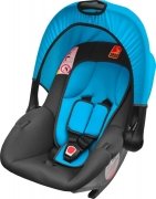 FOTELIK SAM. RIDE BLUE GRUPA 0+, 0-13 KG