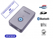Zmieniarka cyfrowa emulator MP3 USB SD VW AUDI 8PIN BT