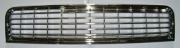 GRILL AUDI A4 B6 S-LINE STYLE CHROME (01-05)